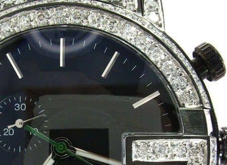 Fully Iced Gucci Watch Gucci