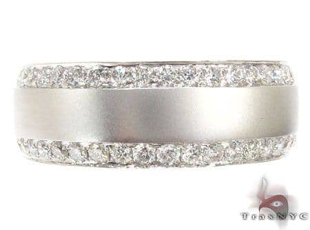 Diamond Ring Wedding Band Stone