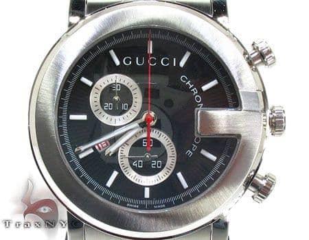 e58c615cf27 Mens Diamond Jewelry   Diamond Watches   Gucci   101G-Gucci Watch YA101309