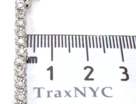 373f9406d9b Mens Diamond Jewelry     Men s Diamond Chains   Mini Polar Iced Diamond  Chain 30 Inches 3mm