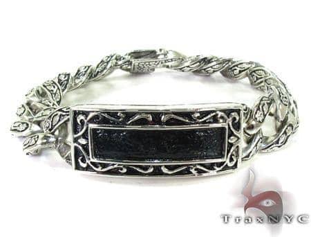 Stainless Steel Bracelet 27042 Stainless Steel
