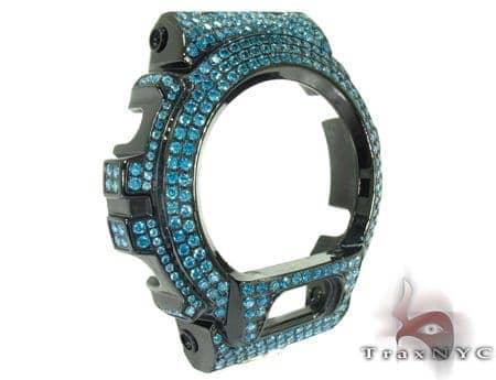 G-Shock Blue Color CZ Case 27266 G-Shock