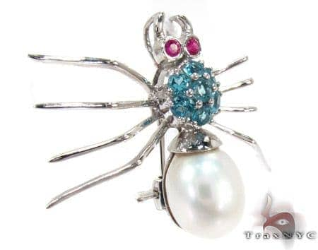 Spider Pendant Stone