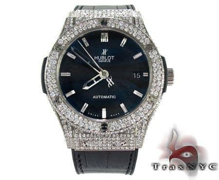 Hublot Classic Fusion Zirconium Diamond Watch Hublot