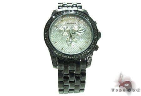 Jojino Black Diamond Watch MJ-1169 Affordable Diamond Watches