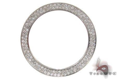 Diamond Dial Insert for Breitling Super Avenger Watch Watch Accessories