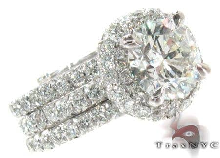 Prong Diamond Ring 32068 Engagement