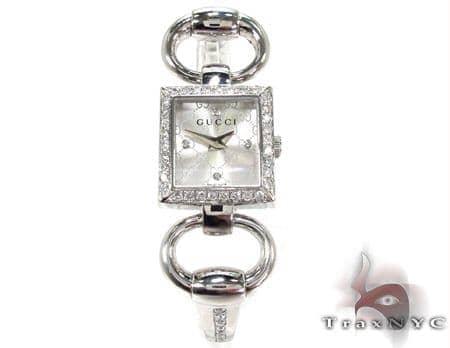 Gucci 120 Tornabuoni Diamond Watch YA120508 Gucci