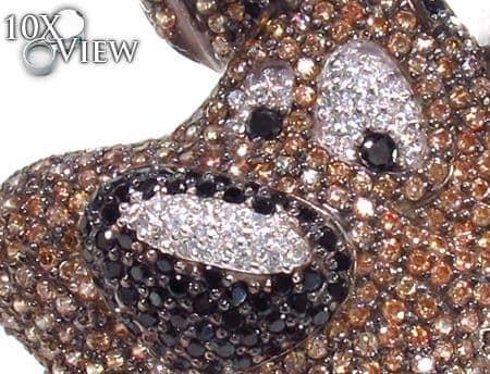 Mens Diamond Jewelry Men S Pendants Metal Scooby Doo Custom Pendant