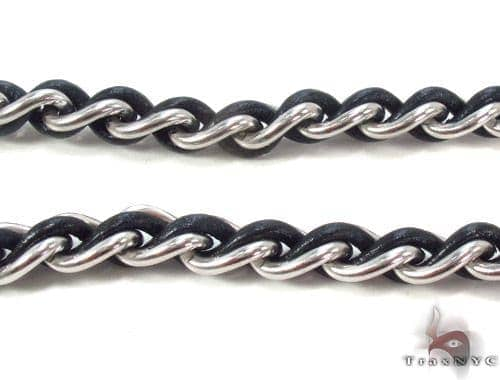 Stainless Steel n 24 Inches 8mm 60Grams Stainless Steel