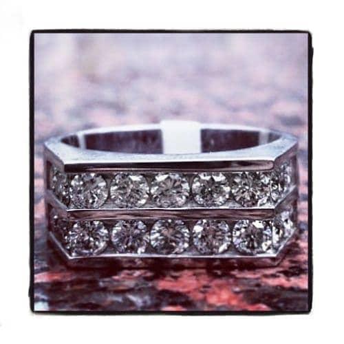 Majestic Trax Jewelry Ring Stone
