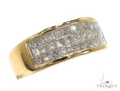Invisible Diamond Ring 39572 Wedding