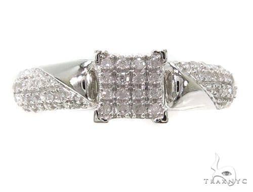 Prong Diamond Wedding Ring 39598 Engagement
