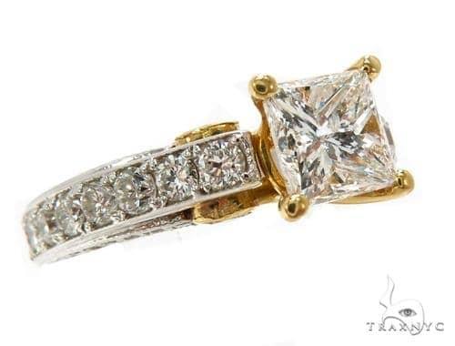 Diamond Engagement Eternity Ring Engagement