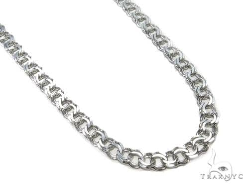 Silver Chain 26 Inches 8mm 36 7 Grams 40546 Mens Silver  925