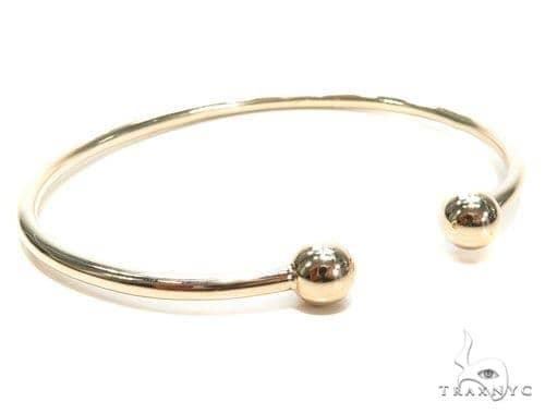 Bangle Gold Bracelet 40936 Gold