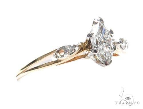 Prong Diamond Engagement Ring 41030 Engagement