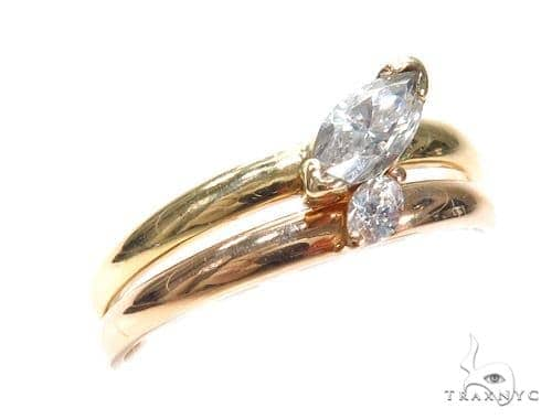 Prong Diamond Engagement Ring 41031 Engagement
