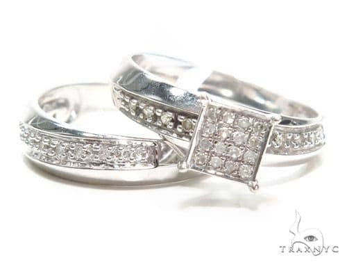 Prong Diamond Engagement Ring 41048 Engagement