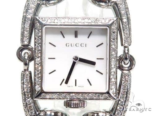 Pave Diamond Gucci Watch YA116301 41188 Gucci