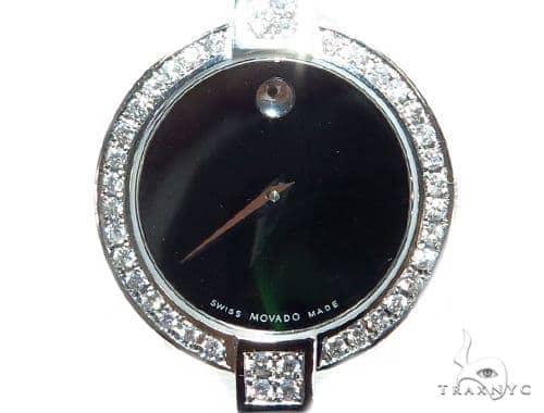 Prong Diamond Movado Bela Watch 41582 Movado