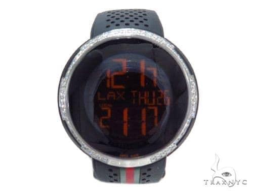 Prong Diamond Gucci Watch 42207 Gucci