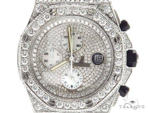 Pave Diamond Audemars Piguet Watch 42348 Audemars Piguet Watches