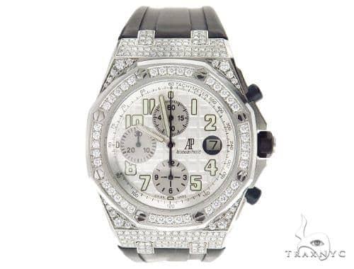 Pave Diamond Audemars Piguet Watch 42343 Audemars Piguet Watches