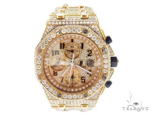 Pave Diamond Audemars Piguet Watch 42336 Audemars Piguet Watches