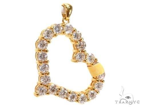 Heart Diamond Pendant 42397 Style
