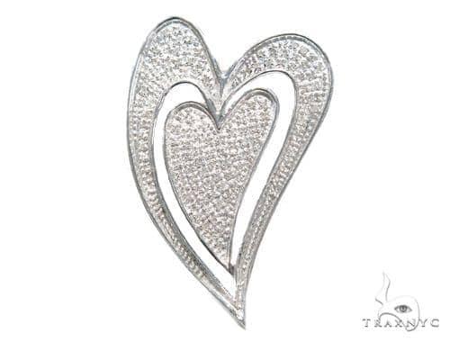 Heart Diamond Pendant 42616 Style