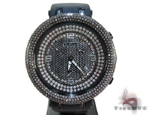 DISPLAY MODEL Joe Rodeo Master Diamond Bezel Watch JJM 70 43319 Joe Rodeo
