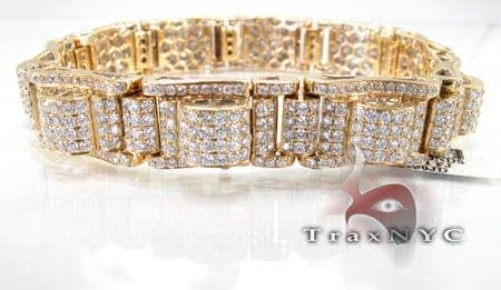 Fire and Ice Bracelet Diamond