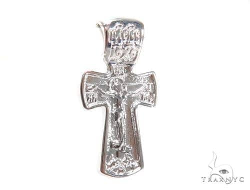 Holy Silver Cross 43346 Silver