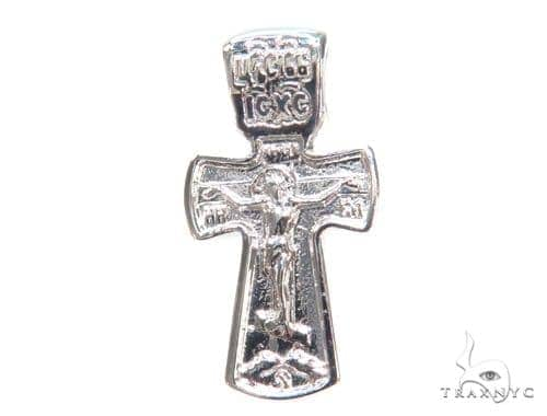 Holy Silver Cross 43345 Silver