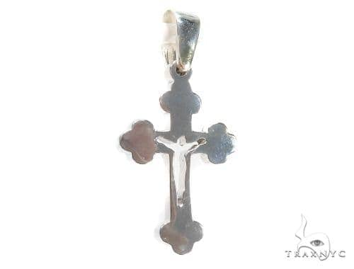 Holy Silver Cross 43343 Silver