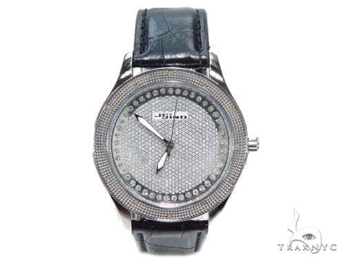 Prong Diamond JoJino Watch MJ-1039A 43821 Affordable Diamond Watches