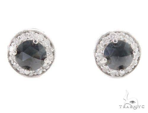 Prong Diamond Earrings 43885 Style