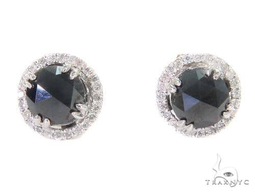 Prong Diamond Earrings 43886 Style