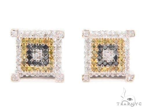 Prong Diamond Earrings 43931 Style