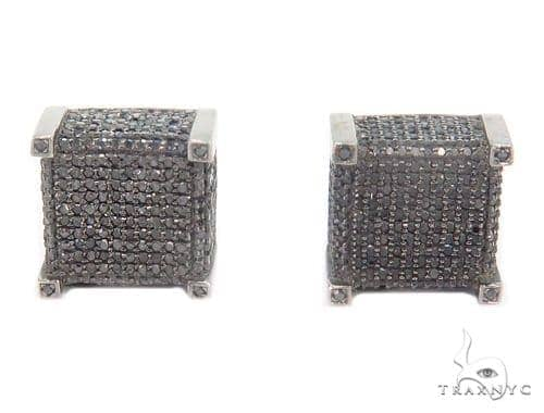 Cube Diamond Earrings 43910 Style
