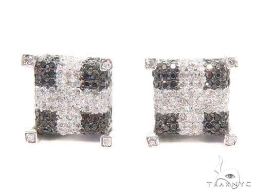 Prong Diamond Earrings 43926 Style