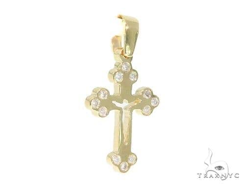 Bezel Diamond Cross 44312 Diamond