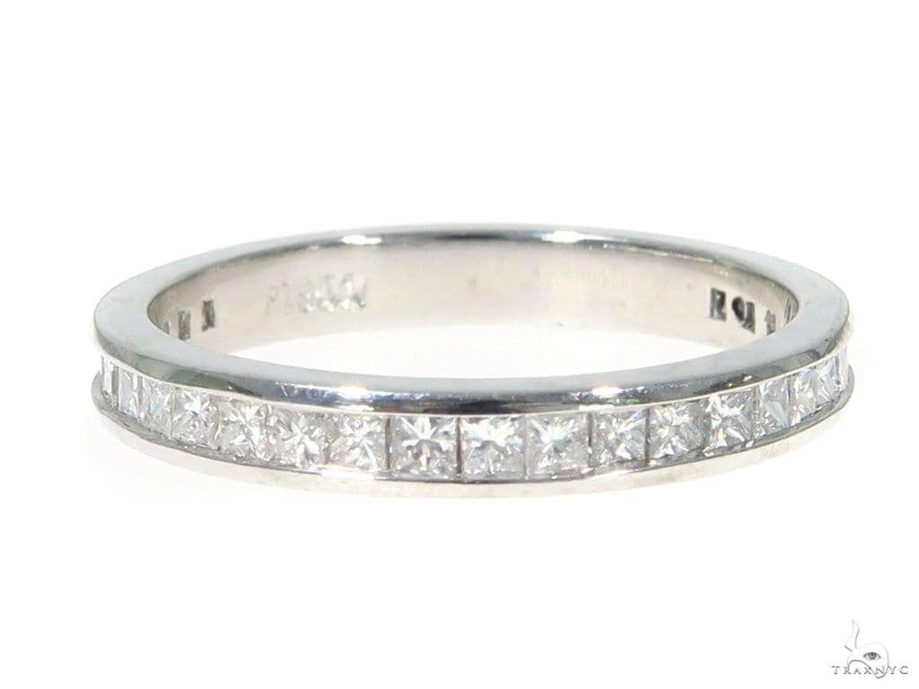 Platinum Diamond Invisible Band 45403 Style