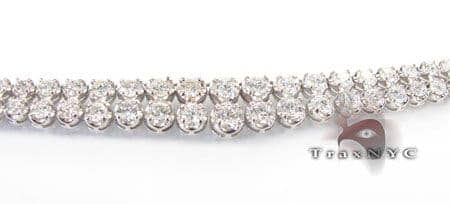 Eventi Diamond 2 Row Necklace Diamond