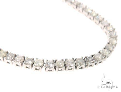 Cloud Diamond Chain 34 Inches 4mm 59.1 Grams 45511 Diamond