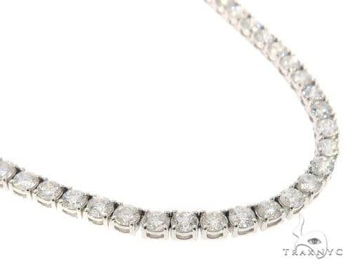 Vixey Full Diamond Necklace 45516 Diamond