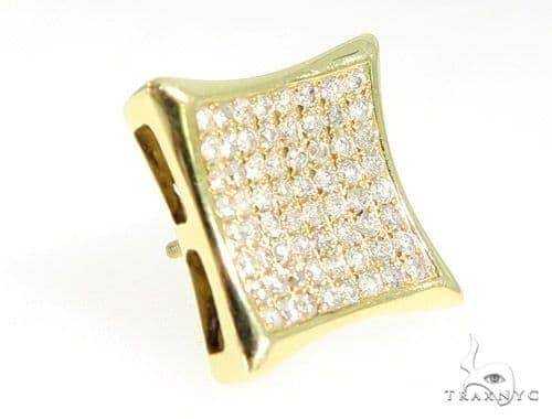 Prong Diamond Single Earring 49486 Style