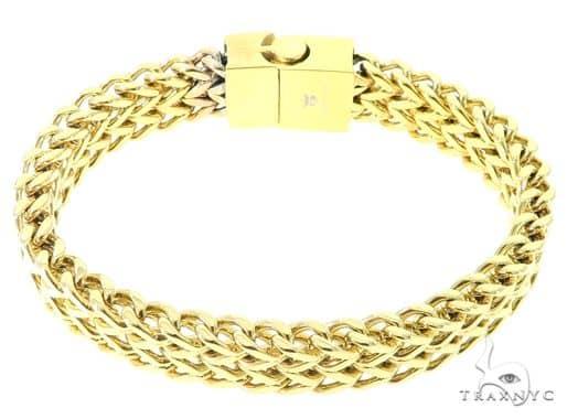Stainless Steel Bracelet 57438 Stainless Steel