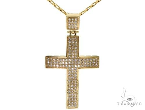 Cross Chain Set 57724 Gold